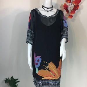 🍁Soft Surroundings Black Dress in Size M🍁 NWOT